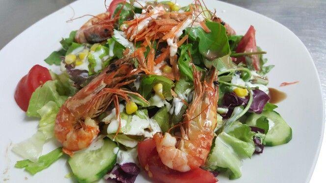 Salata Scampi