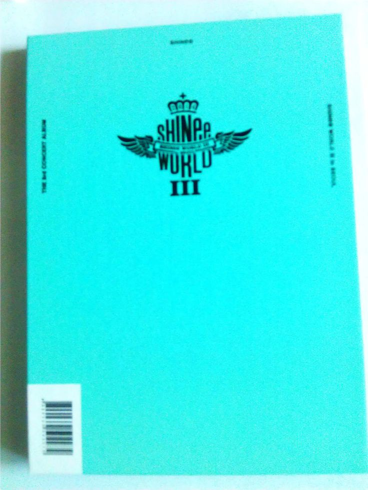 K-POP 2014 SHINee 3rd Concert Album World III in Seoul 2CDs + Photobook Unsealed #DancePop  Click here!!