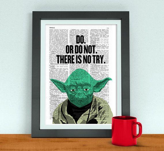 Best 25+ Yoda Quotes Ideas On Pinterest