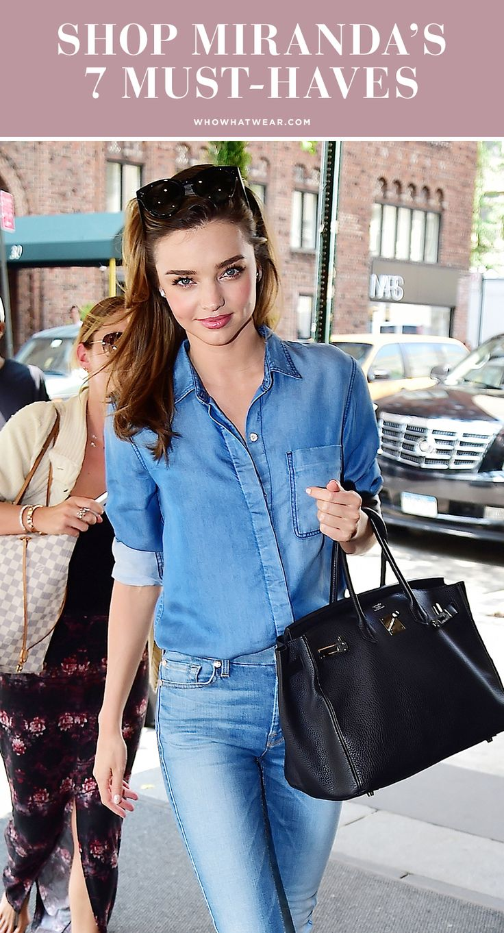 Miranda Kerr has 7 killer style obsessions that you will absolutely LOVE. // #Fashion