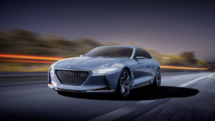 2016 Hyundai Genesis New York Concept http://www.wsupercars.com/hyundai-2016-genesis-new-york-concept.php