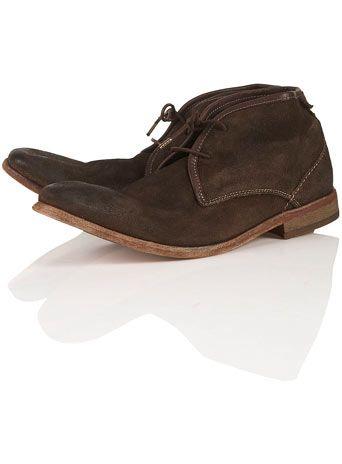 """Hudson """"Cruze"""" Chukka boot"""