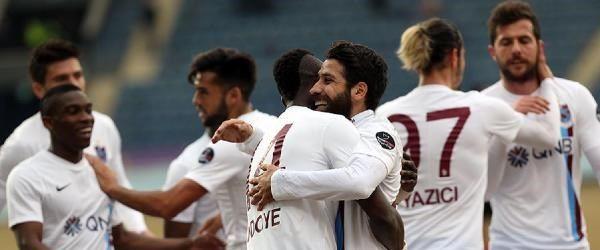 Trabzonspor'dan 5 yıl sonra 4'lük seri