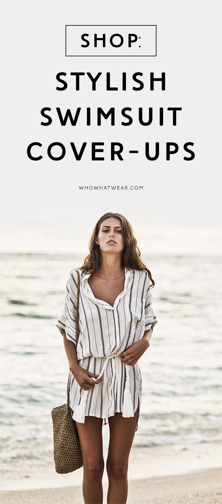 10 Swimsuit Cover-Ups You Won't Want to Take Off