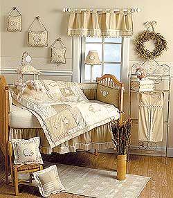 Sweet Vanilla Bedding By Cocalo Baby Martex Crib Quilt