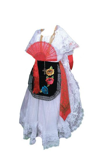 how to make a folklorico skirt