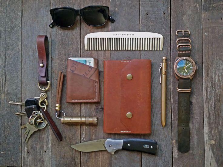 The Everyday Carry Guide - EDC Essentials for Gentlemen — Gentleman's Gazette
