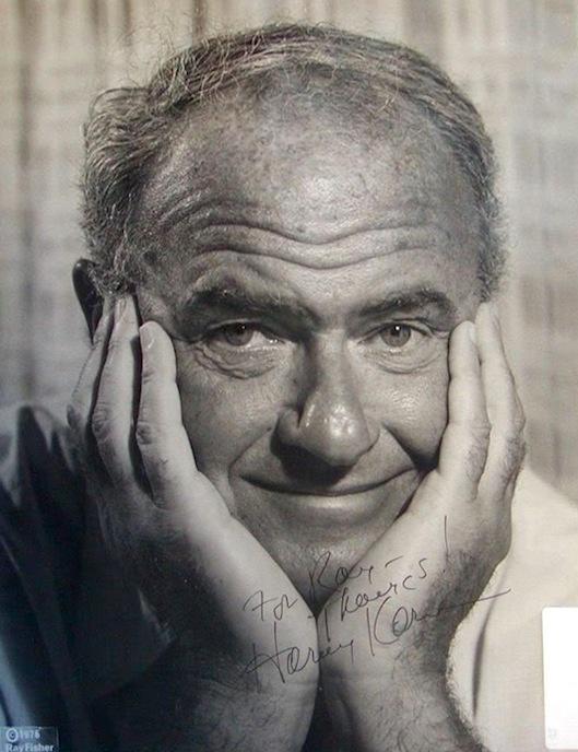 Harvey Korman (February 15, 1927 – May 29, 2008)