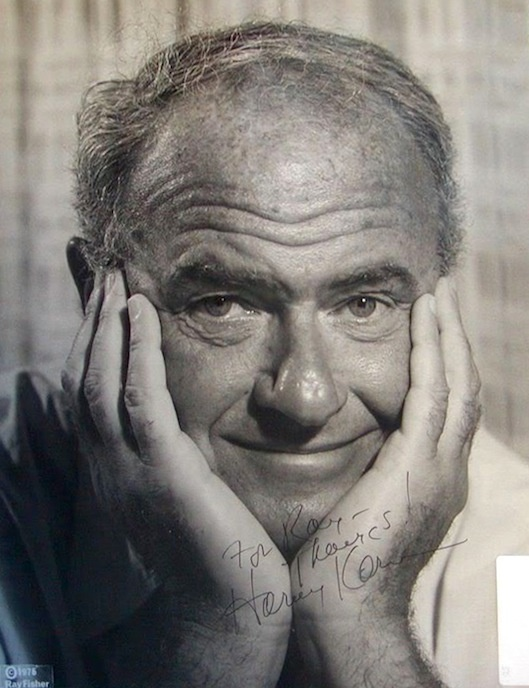 Harvey Korman (February 15, 1927 – May 29, 2008)