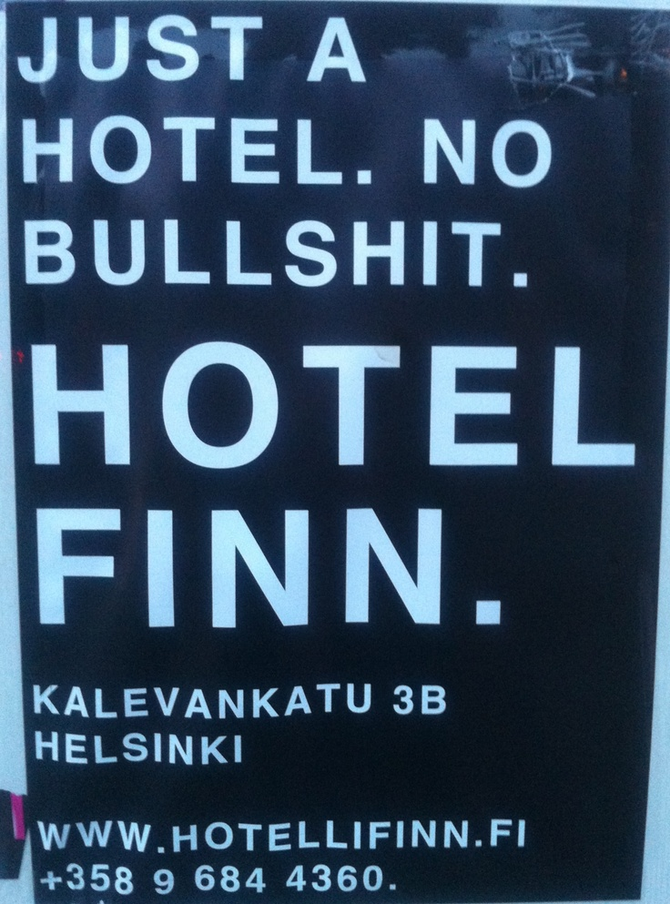 Finnish hospitality