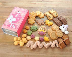 アンデルセン童話クッキーシリーズ|アンデルセンネット/パンのお取り寄せ、ギフト、通信販売