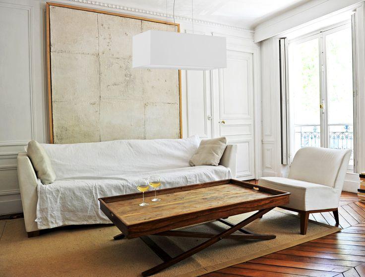 Seria lamp SANTA doskonale sprawdzi się jako oświetlenie jadalni (oświetlenie blatów, stołów, powierzchni płaskich), a także jakoś oświetlenie pokoju dziennego/salonu (oświetlenie główne), czy biura.
