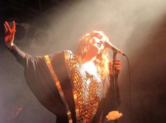 Florence & the Machine at Alexandra Palace on March 9th 2012 ~ It was an amazing concert, Florence at her best!