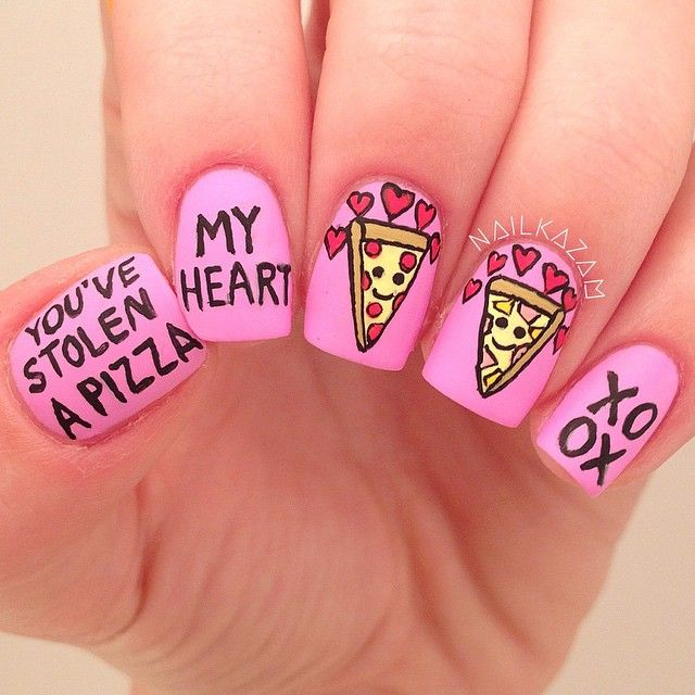 The 250 best Crazy Nails images on Pinterest | Nail arts, Nails ...