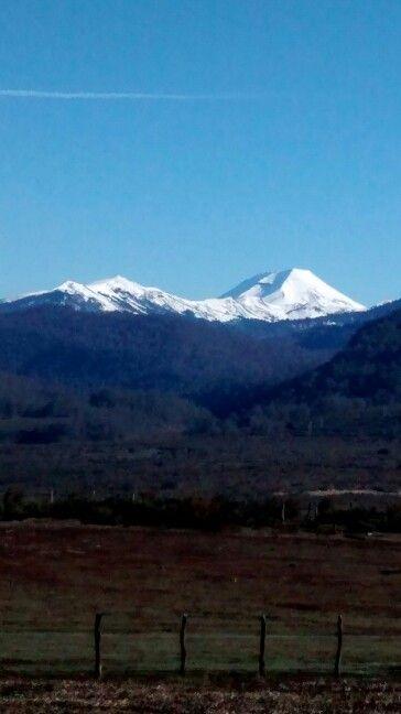 Volcan Lonquimay...