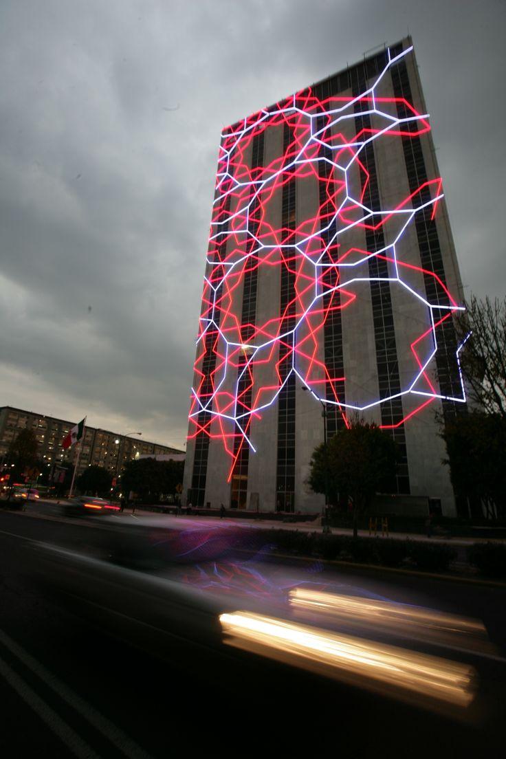 Centro Cultural Universitario Tlatelolco (CCUT) en Cuauhtémoc, Distrito Federal. Fotografía por: Barry Dominguez