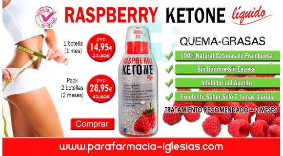 OFERTA Raspberry Ketone liquid 500ml