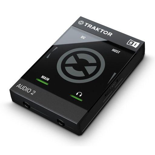 Native Instruments Traktor Audio 2 MK2 DJ Audio Interface 22470