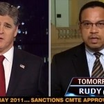 "Hannity accuses Keith Ellison of ""a host of radical connections""  After a dust-up on Fox News, Sean Hannity attacked the Muslim Democrat"