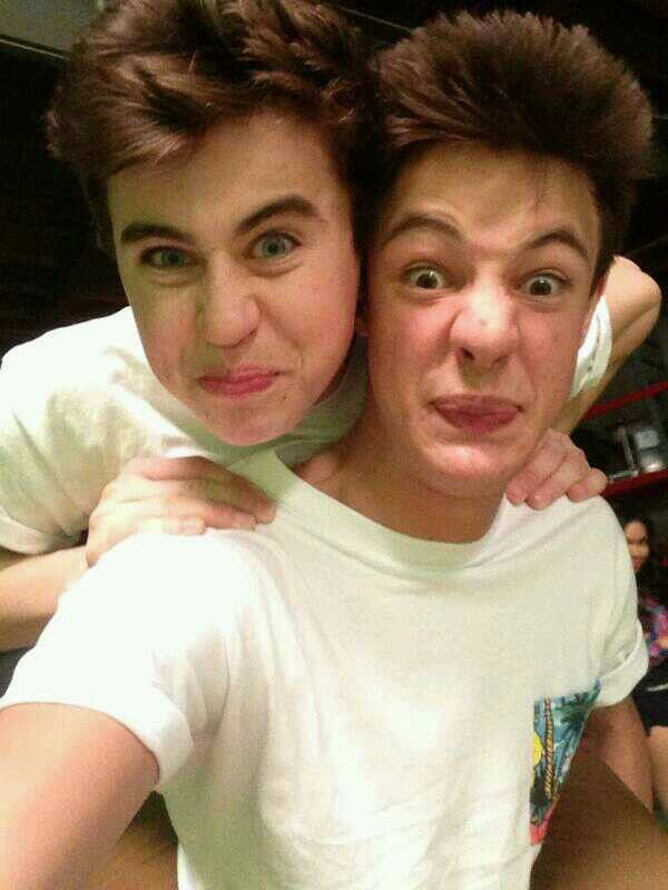 Nash Grier & Cameron Dallas
