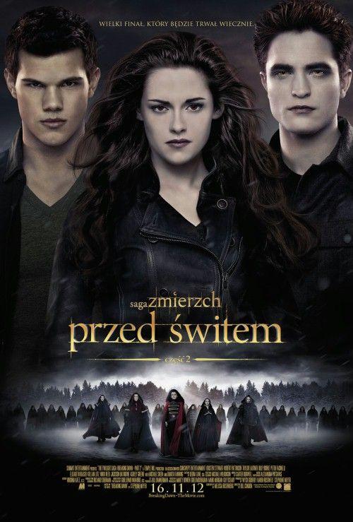 """Saga """"Zmierzch"""": Przed świtem. Część 2 (2012)"""