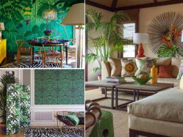 Choisir le thème de décoration d'une pièce n'est pas toujours facile. Ambiance marine, naturelle, industrielle… il existe des thèmes pour tous les goûts. Si vous aimez les décorations vives, lumineuses et colorées, vous devriez peut-être tester une décoration tropicale. L'ambiance tropicaleou exotiquea le vent en poupe ces dernières années. Les papiers peints sont souvent l'essentiel...