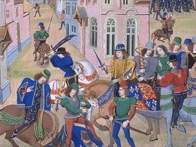a look at the ecclesiastic corruption in the middle ages