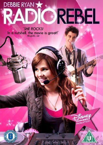 Radio Rebel [DVD] [2012]: Amazon.co.uk: Debby Ryan, Sarena Parmar, Adam DiMarco, Peter Howitt: Film & TV