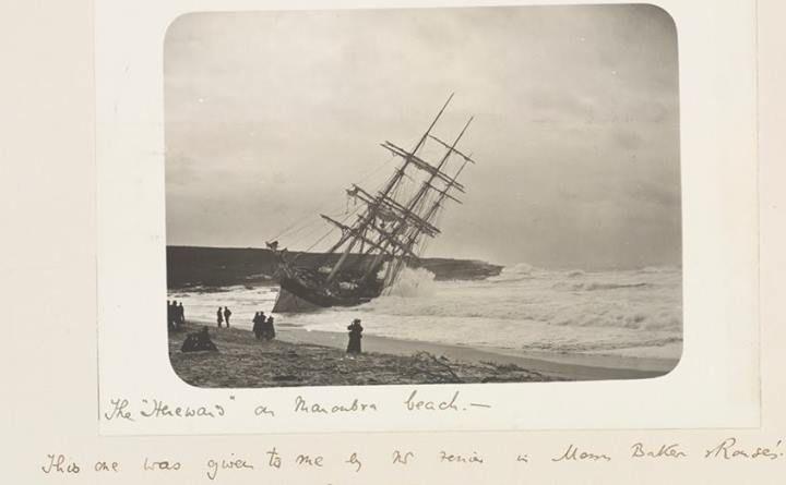 The Hereward wreck