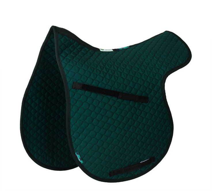 HiWither everyday numnah (NM11) GP Bottle green