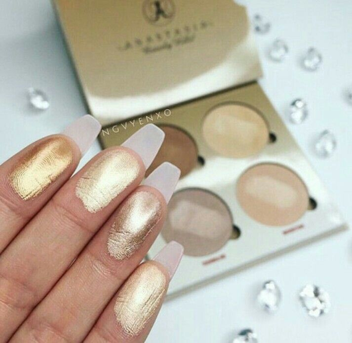 #anastasiabewerlyhills #highliting #plallete #glow #beauty