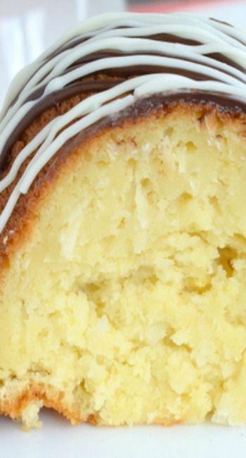 Coconut Cream Bundt Cake Recipe