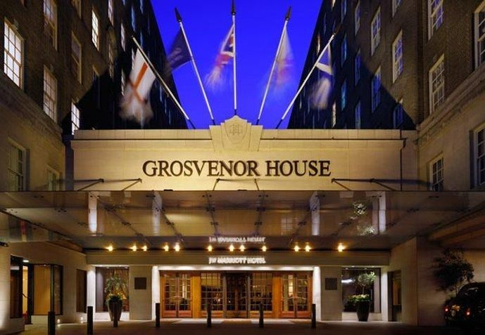 Located in the heart of Mayfair, The Grosvenor House, a JW Marriot Hotel is luxuriously designed with suites and rooms. Find out more: http://bit.ly/1H6X1OS