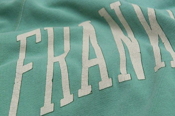 Men's sweatshirt columbia green | Fleece | Man | Collection | Franklin