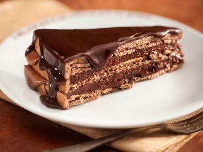 Receitas - O Melhor Bolo de Chocolate do Mundo - Petiscos.com