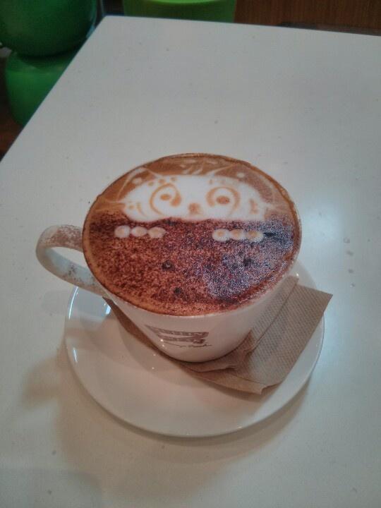 Muffin break coffee