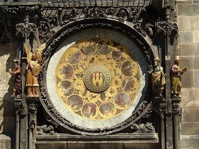 Astronomical Clock. I will see you again.