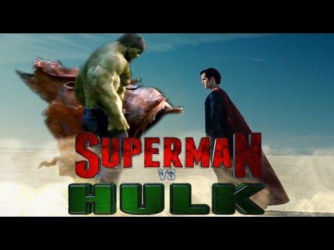 HULK VS SUPERMAN Epic Battle Trailer - YouTube