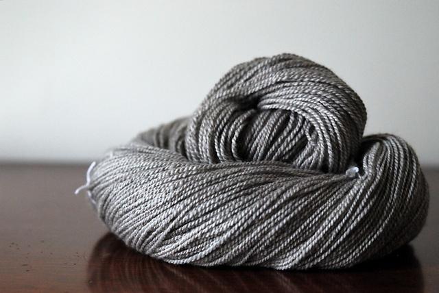 Handspun ~ PurlVerde Textiles Natural Collection ~ Via Ravlery
