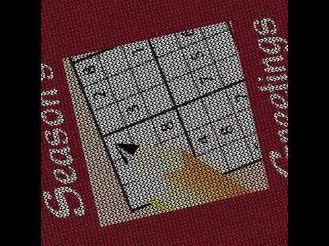 #comfychair, #eggnog, #sudoku - https://itunes.apple.com/app/ge-sudokulite/id1241270697