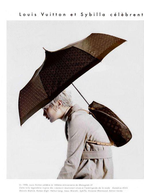 Sybilla...  Louis Vuitton
