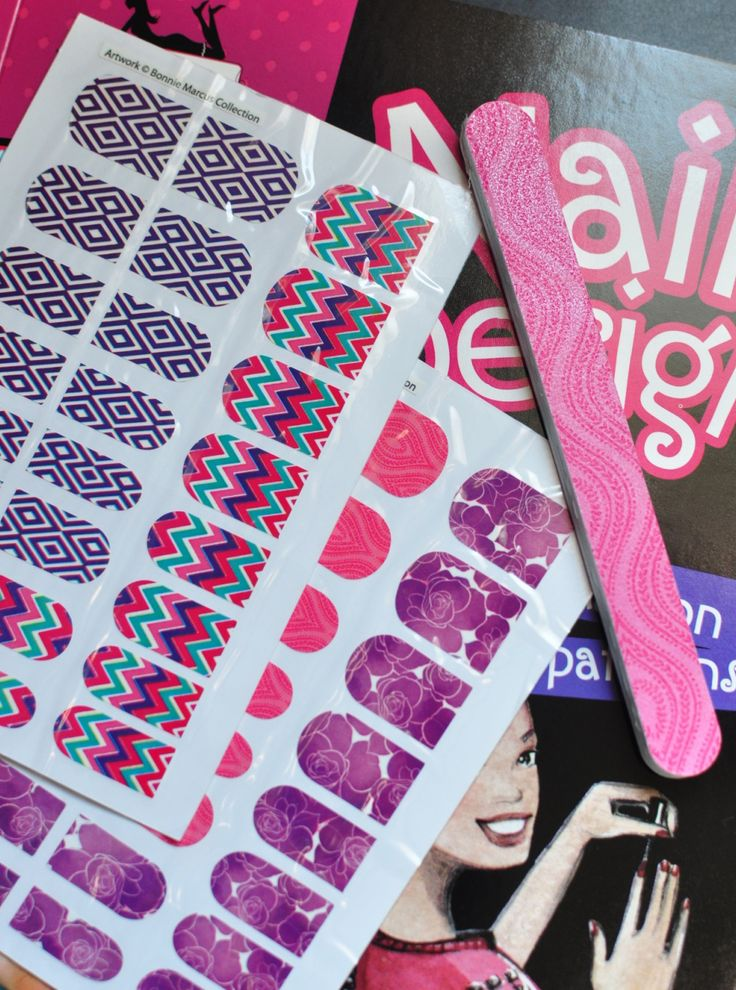 """My first thought upon seeing the Bonnie Marcus Nail Design Kit is that it is possibly the most adorable nail art kit I have ever laid my eyes on.""   Check out Painted ladies' review on our fabulous Nail Design Kit from the Bonnie Marcus Collection! Don't forget to enter the #giveaway for the chance to #win!"
