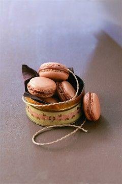 Macarons au NUTELLA recette du Larousse cuisine