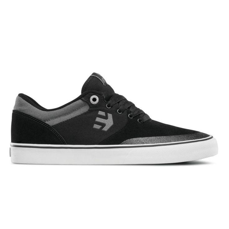 ETNIES Herren Schuhe Sneaker Marana Vulc MT grau schwarz rot