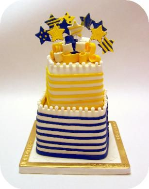 blue and yellow wedding cakes pictures 1000 images about yellow and blue cakes on 11971