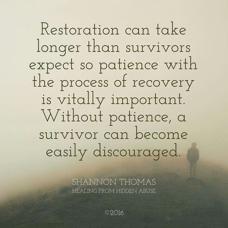 Restoration is Stage Five of the recovery process outlined in my new book n Healing from Hidden Abuse  #psychologicalabuse #hiddenabuse