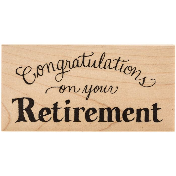 congratulations on your retirement letters