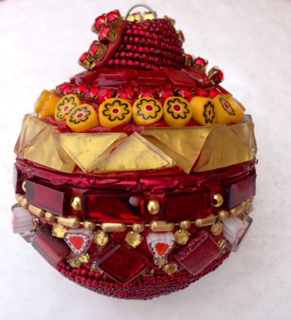 Christmas Ball Crafts