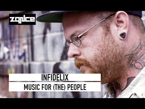 INFIDELIX: Rapmusik von Houston nach Berlin (zqnce) - YouTube