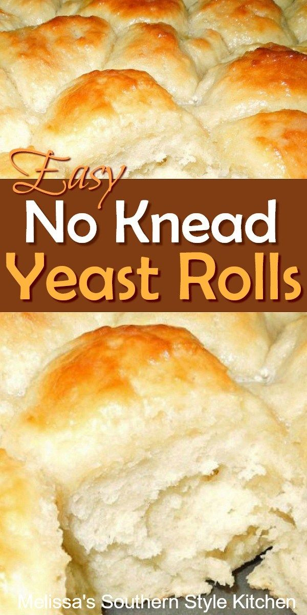 Bakers of all skill levels can make these fluffy No Knead ...